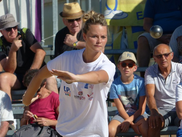 National féminin de Bourg-Saint-Andéol 2018 : Cindy PEYROT