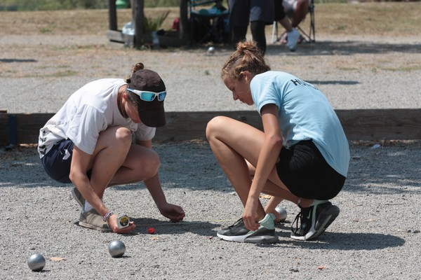 International à pétanque de Palavas-les-Flots direct WebTV 100% féminin ! Photo  61