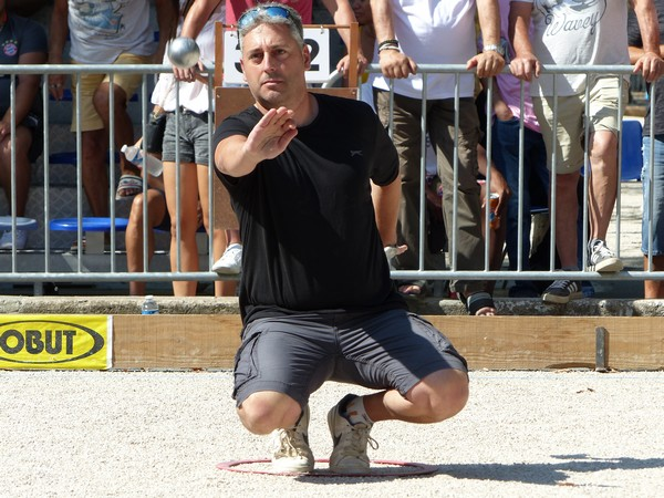 International à pétanque de Draguignan 2019 - José Luis DELGADO