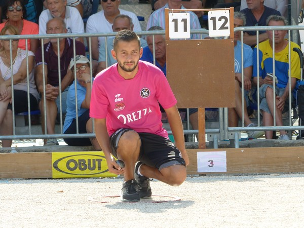 International à pétanque de Draguignan 2019 - Jérémy FERNANDEZ