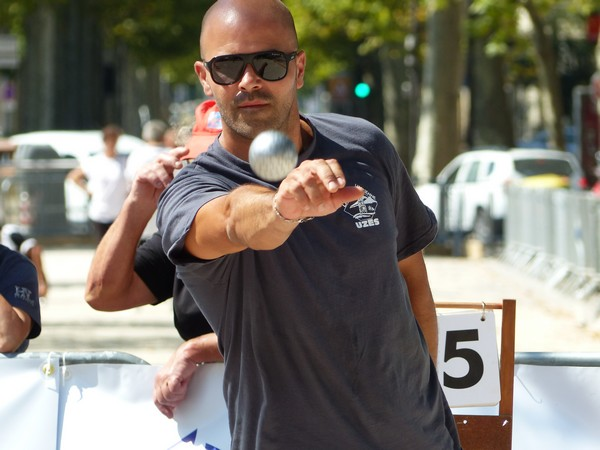 International à pétanque de Draguignan 2019 - Karim ZIOUI
