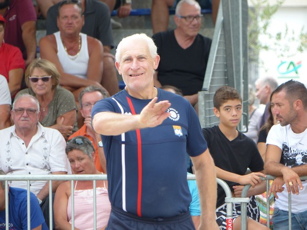 International à pétanque de Draguignan 2019 - Robert LECA