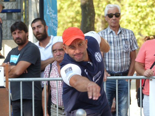 International à pétanque de Draguignan 2019 - Frédéric BAUER