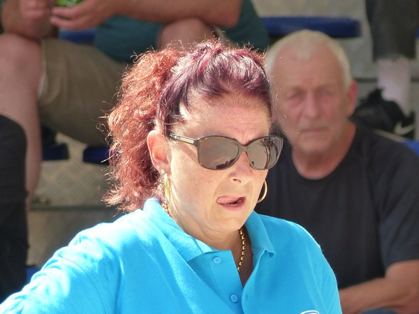 International à pétanque de Draguignan 2019 - Christel CARZOLI