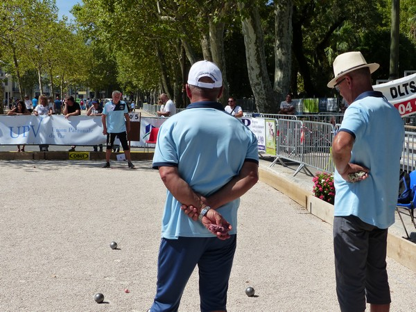 International à pétanque de Draguignan 2019 - Photo  41