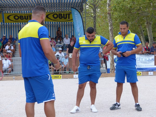 International à pétanque de Draguignan 2019 - Photo  50