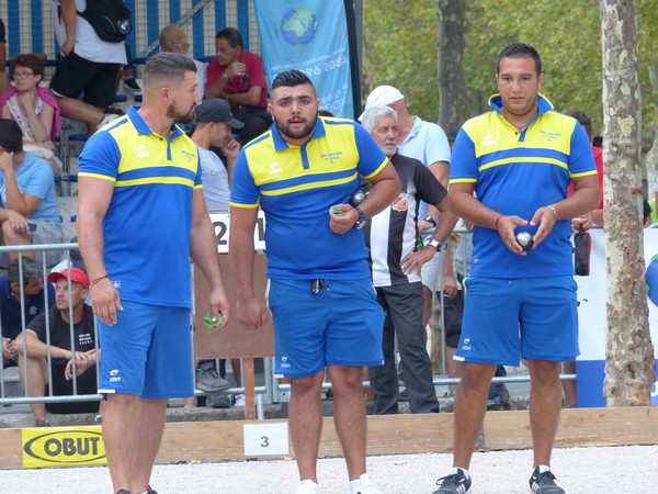 International à pétanque de Draguignan 2019 - Photo  70