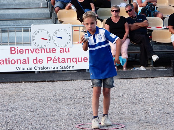 National à pétanque de Chalon-sur-Saône 2019 - Photo  19