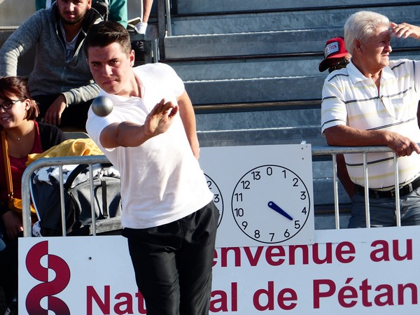 National à pétanque de Chalon-sur-Saône 2019 - Photo  54