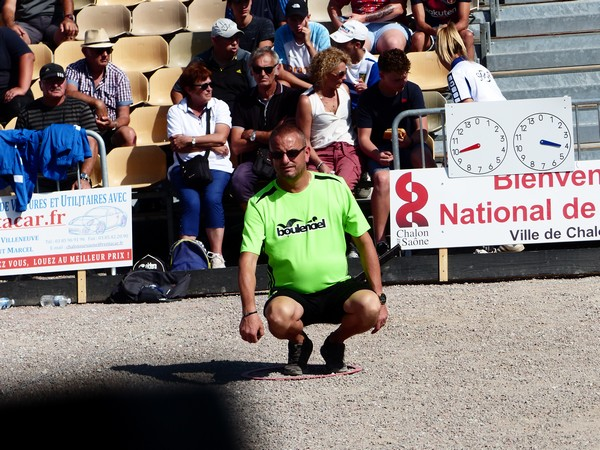 National à pétanque de Chalon-sur-Saône 2019 - Photo  59