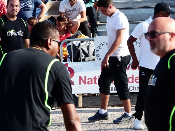 National à pétanque de Chalon-sur-Saône 2019 - Photo  63