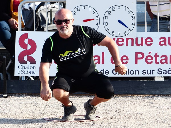 National à pétanque de Chalon-sur-Saône 2019 - Photo  87