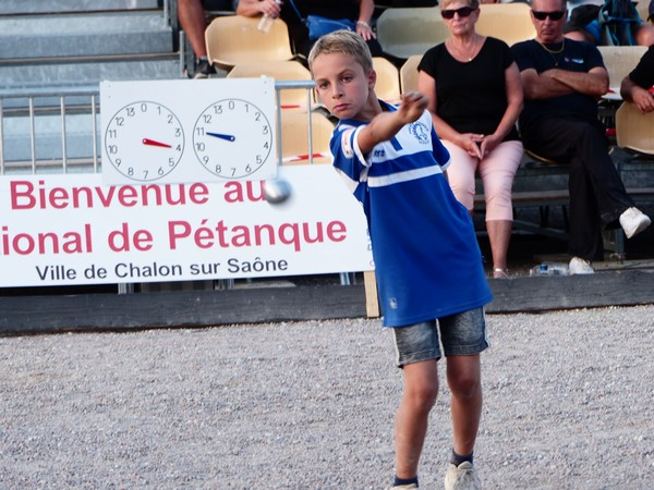 National à pétanque de Chalon-sur-Saône 2019 - Photo  91