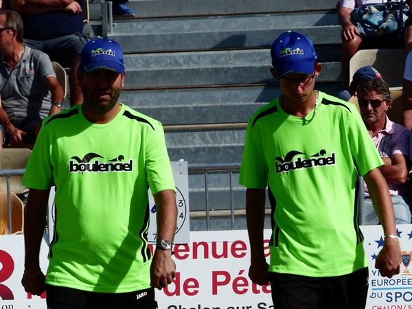National à pétanque de Chalon-sur-Saône 2019 - Photo  92