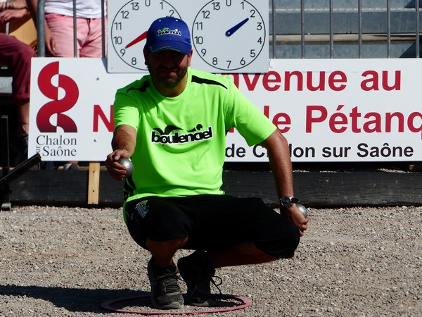 National à pétanque de Chalon-sur-Saône 2019 - Photo  107