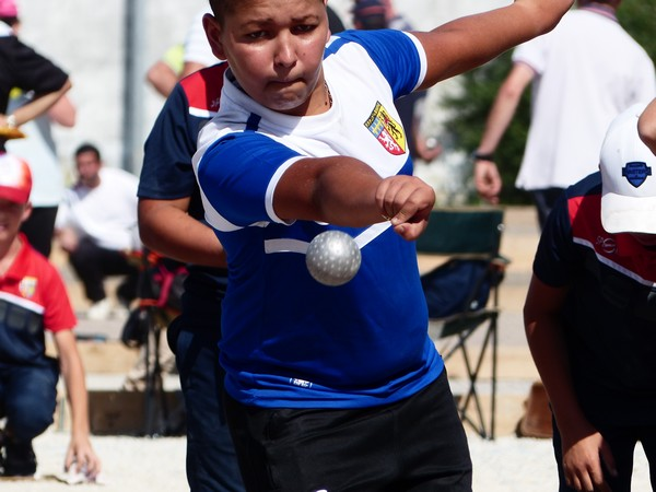National à pétanque de Chalon-sur-Saône 2019 - Photo  112
