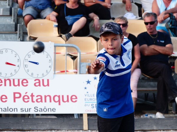 National à pétanque de Chalon-sur-Saône 2019 - Photo  114