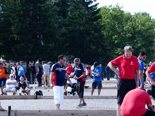National à pétanque de Chalon-sur-Saône 2019 - Photo  122