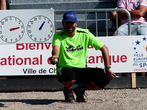 National à pétanque de Chalon-sur-Saône 2019 - Photo  128
