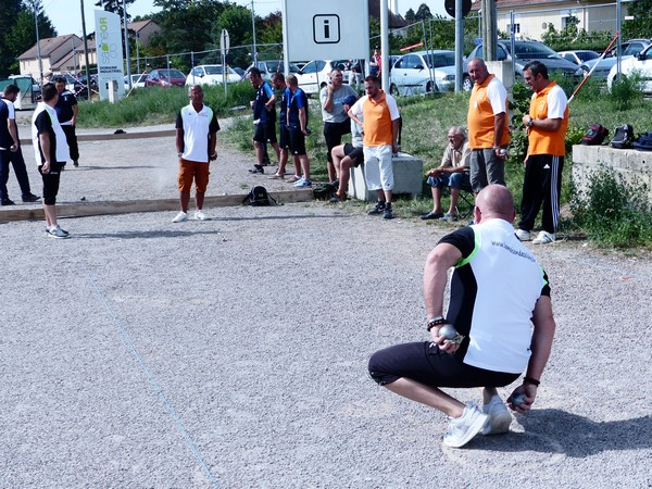 National à pétanque de Chalon-sur-Saône 2019 - Photo  132