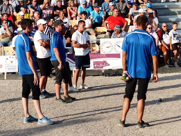 National à pétanque de Chalon-sur-Saône 2019 - Photo  136