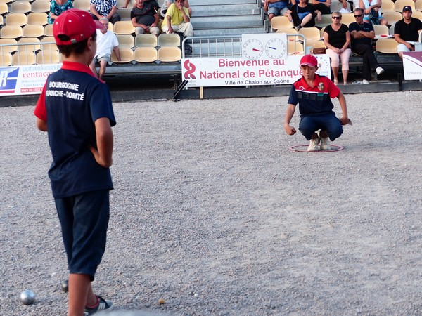 National à pétanque de Chalon-sur-Saône 2019 - Photo  144