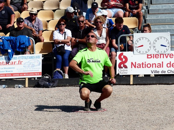 National à pétanque de Chalon-sur-Saône 2019 - Photo  151