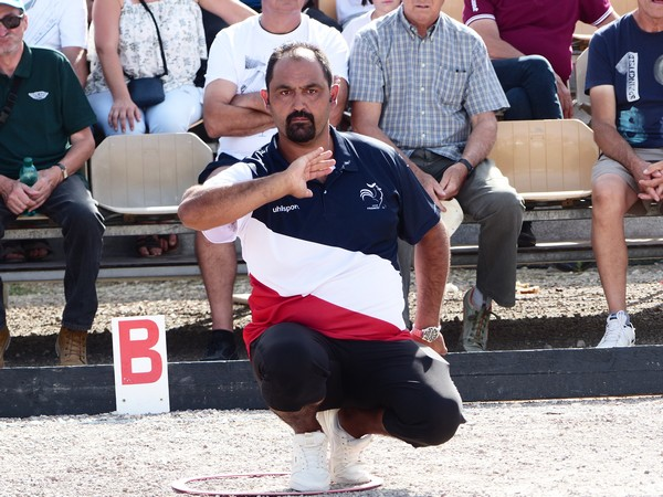 National à pétanque de Chalon-sur-Saône 2019 - Photo  153