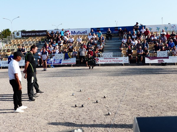 National à pétanque de Chalon-sur-Saône 2019 - Photo  156