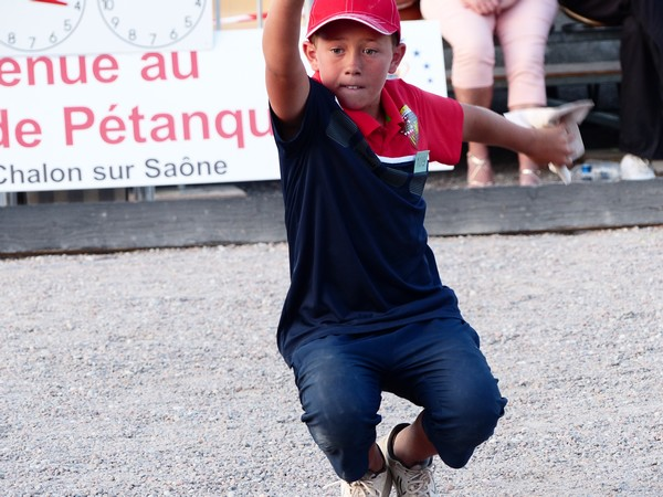 National à pétanque de Chalon-sur-Saône 2019 - Photo  159