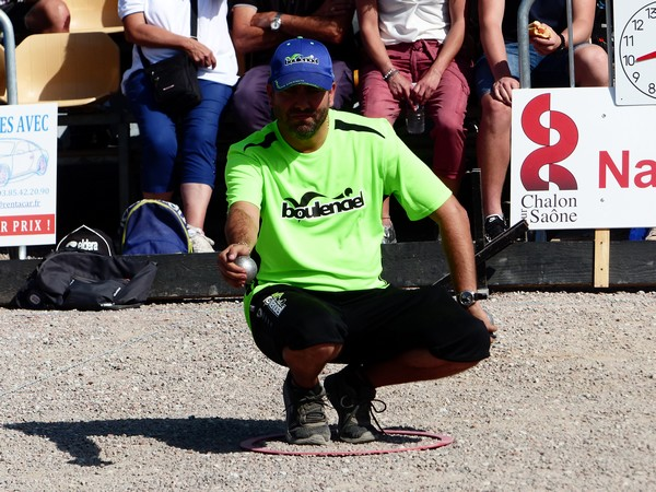National à pétanque de Chalon-sur-Saône 2019 - Photo  162