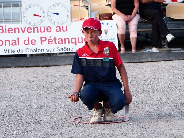 National à pétanque de Chalon-sur-Saône 2019 - Photo  166