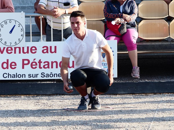 National à pétanque de Chalon-sur-Saône 2019 - Photo  186