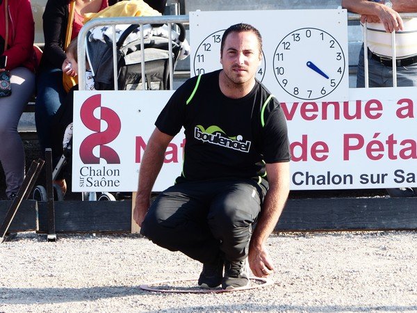 National à pétanque de Chalon-sur-Saône 2019 - Photo  209