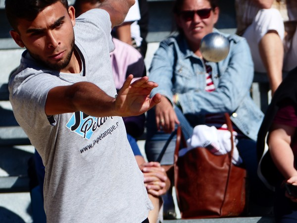 "International à pétanque de Bourg-Saint-Andéol 2019 - Jacques ""lol"" DUBOIS"
