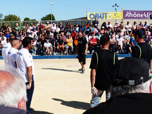International à pétanque de Bourg-Saint-Andéol 2019 - Photo  80