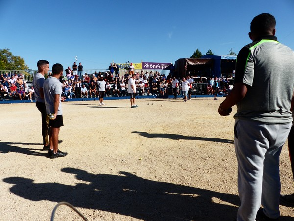 International à pétanque de Bourg-Saint-Andéol 2019 - Photo  81
