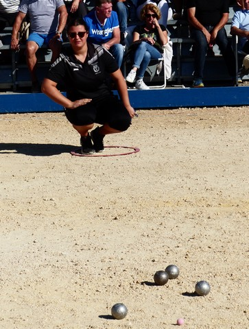 International à pétanque de Bourg-Saint-Andéol 2019 - Photo  100