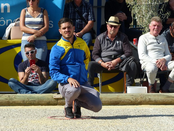 Pétanque : International de l'Olivier 2019 à Nyons - Photo N° 1