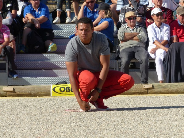 Pétanque : International de l'Olivier 2019 à Nyons - Photo N° 7