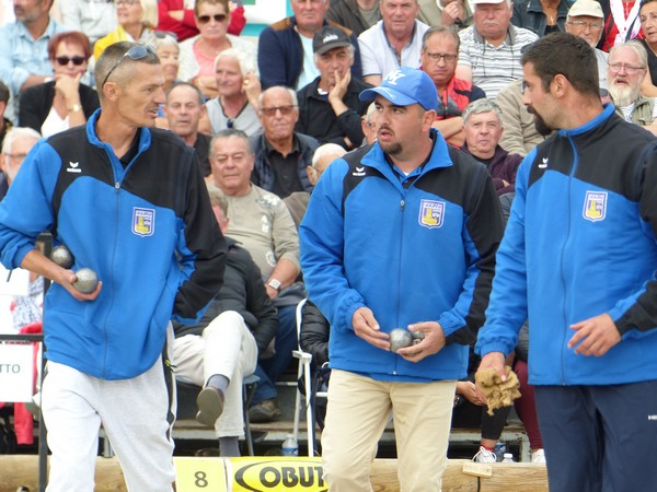 Pétanque : International de l'Olivier 2019 à Nyons - Photo N° 12