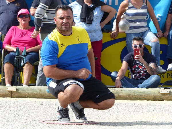 Pétanque : International de l'Olivier 2019 à Nyons - Photo N° 17