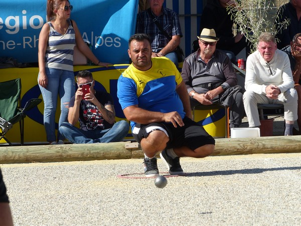 Pétanque : International de l'Olivier 2019 à Nyons - Photo N° 23