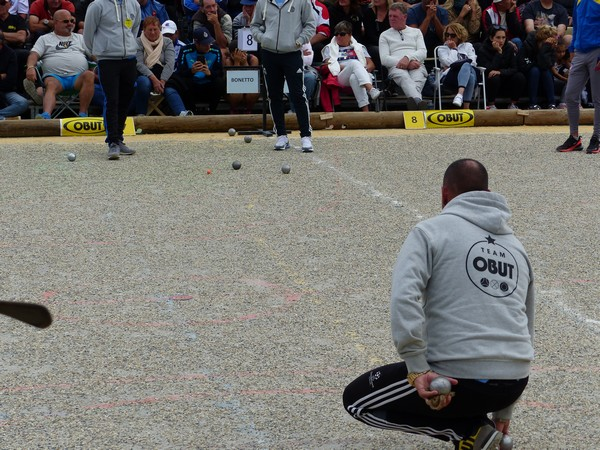 Pétanque : International de l'Olivier 2019 à Nyons - Photo N° 41