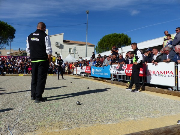 Pétanque : International de l'Olivier 2019 à Nyons - Photo N° 47