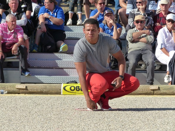 Pétanque : International de l'Olivier 2019 à Nyons - Photo N° 77