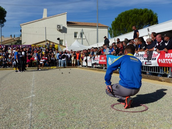 Pétanque : International de l'Olivier 2019 à Nyons - Photo N° 85