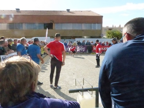 Pétanque : International de l'Olivier 2019 à Nyons - Photo N° 89
