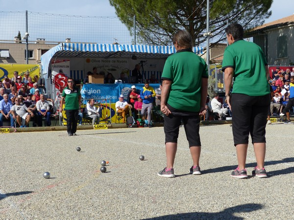 Pétanque : International de l'Olivier 2019 à Nyons - Photo N° 93