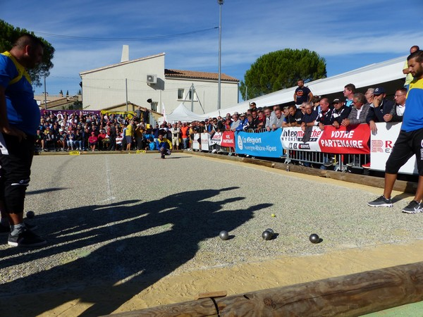 Pétanque : International de l'Olivier 2019 à Nyons - Photo N° 114